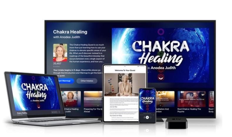 Chakra Healing - Anodea Judith ( MindValley )